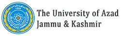 The University of Azad Jammu & Kashmir Logo